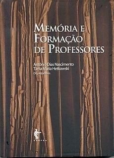 Memória e formação de preofessores