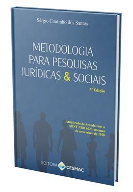 Metodologia para pesquisas jurídicas e sociais