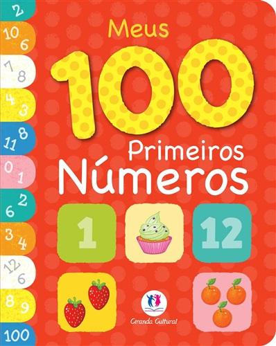 Meus 100 primeiros números