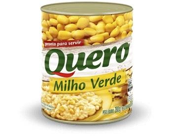 MILHO VERDE QUERO LT 170G