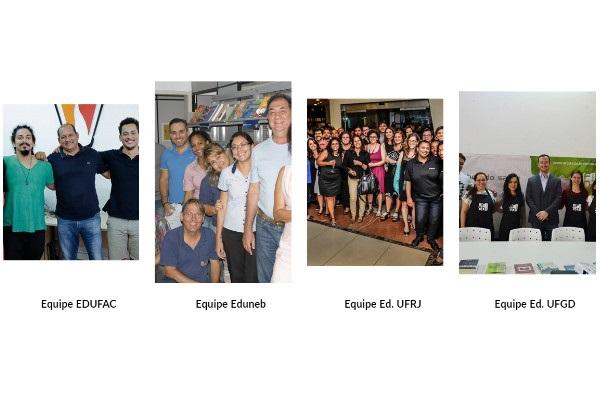 Mural de fotos das associadas da ABEU é lançado