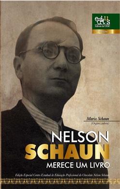 Nelson Schaun merece um livro