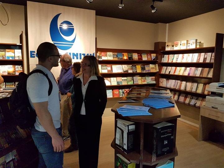 Novo espaço da Editora Unijuí é inaugurado