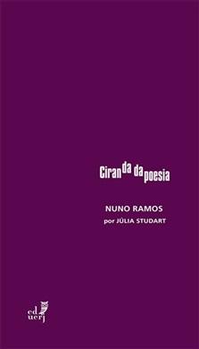 Nuno Ramos por Júlia Studart