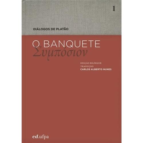 Diálogos de Platão - O Banquete