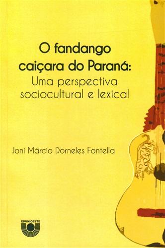 O fandango caiçara do Paraná: uma perspectiva sociocultural e lexical
