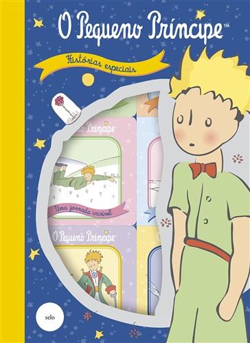 O Pequeno Príncipe - Histórias especiais - 6 minilivros