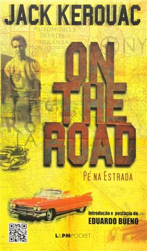 On the road – pé na estrada - Edição de Bolso