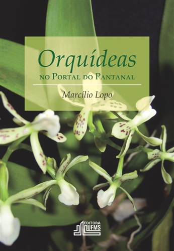 Orquídeas no Portal do Pantanal