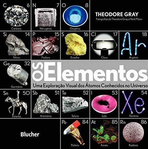 Os Elementos: uma Exploração Visual dos átomos Conhecidos no Universo