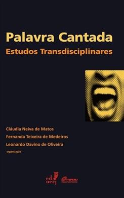 Palavra cantada: estudos transdisciplinares