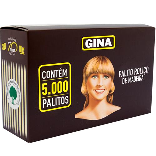 PALITOS GINA 5000UN  | DISPLAY  C/ 1X5000 UNID