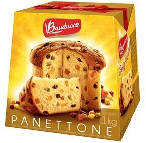 PANETTONE BAUDUCCO 1KG
