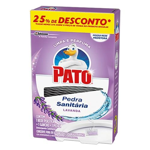 PEDRA PATO LAVANDA PROMOCIONAL 326220|CAIXA 24X25G