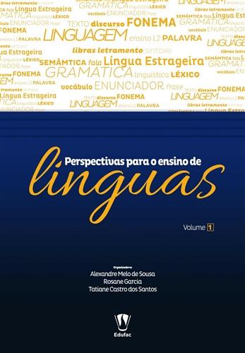 Perspectivas para o ensino de línguas, vol. 1