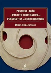 Pesquisa-ação e projeto cooperativo na perspectiva de Henri Desroche