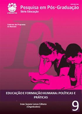 PESQUISA EM PÓS-GRADUAÇÃO - Série Educação IX