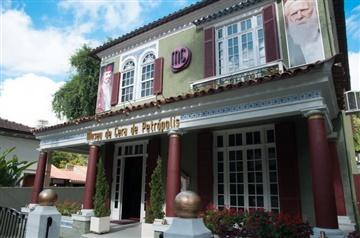 Museu de Cera. Fonte/Crédito: http://www.petropolis.rj.gov.br/fct/index.php/galeria-de-fotos/category/43-museu-de-cera-de-petropolis