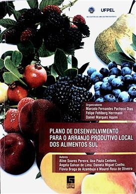 Plano de desenvolvimento para o arranjo produtivo local dos alimentos Sul