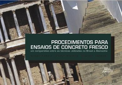 Procedimentos para ensaios de concreto fresco