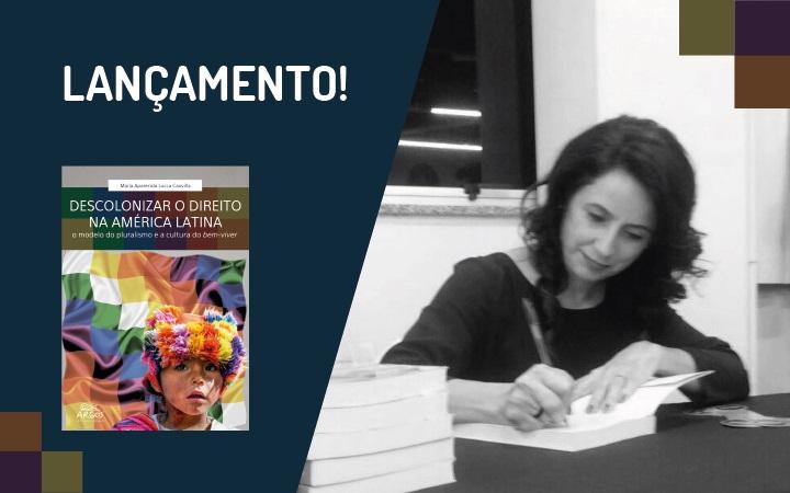 Professora da Uno lança livro sobre Direito na América Latina