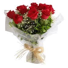 Ramalhete de Rosas com 10 rosas
