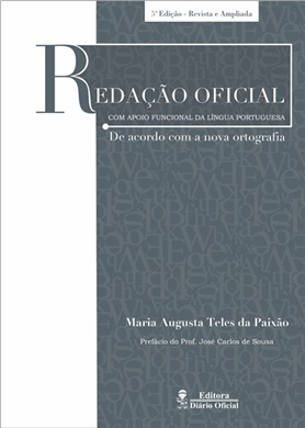 Redação Oficial com Apoio Funcional da Língua Portuguesa