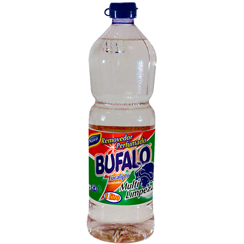 REMOVEDOR PERFUMADO EUCALIPTO BUFALO 1 LITRO