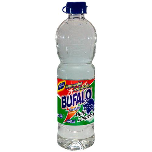 REMOVEDOR PERFUMADO EUCALIPTO BUFALO 500ML