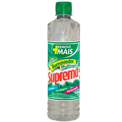 REMOVEDOR SUPREMA VERBENA  500ML   CAIXA  C/ 12X500ML