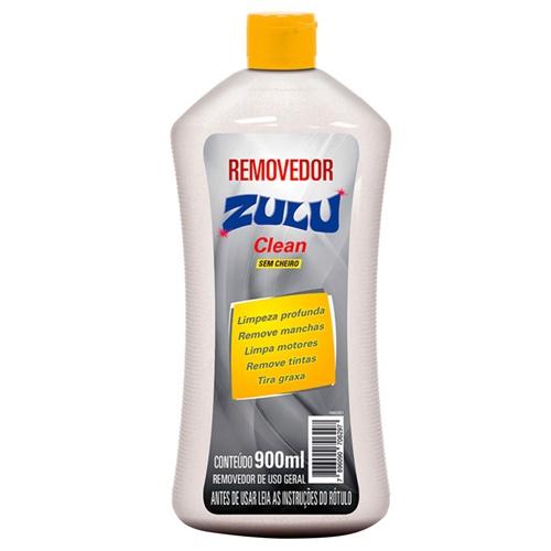 REMOVEDOR ZULU CLEAN