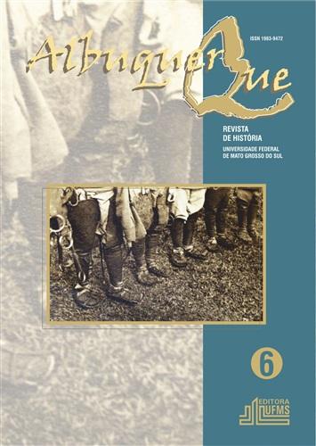 Revista Albuquerque: Revista de História (Volume 3, Número 6)