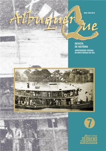 Revista Albuquerque: Revista de História (Volume 4, Número 7)