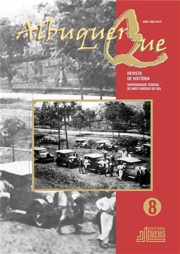 Revista Albuquerque: Revista de História (Volume 4, Número 8)