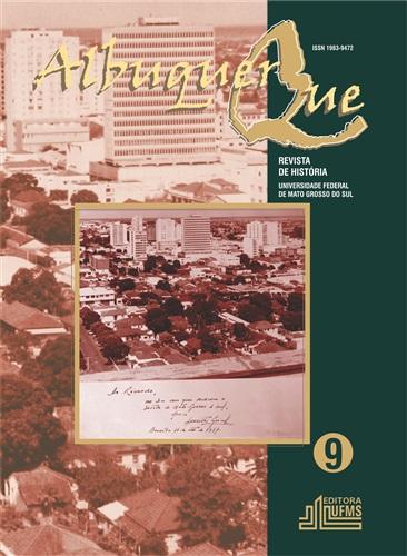 Revista Albuquerque: Revista de História (Volume 5, Número 9)