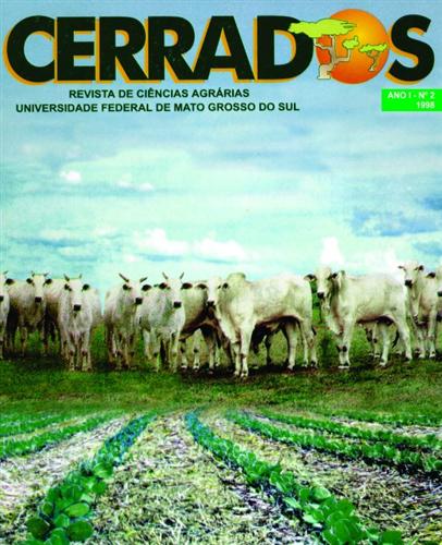 Revista Cerrados de Ciências Agrárias (Volume 1 | Número 2)