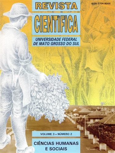 Revista Científica – Ciências Humanas e Sociais (Volume 3 | Número 2)