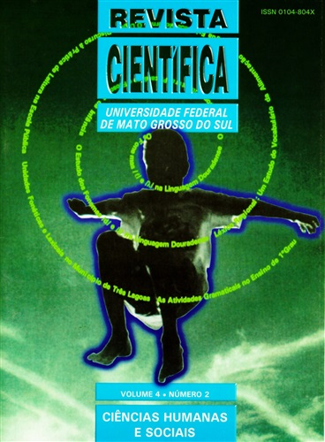 Revista Científica – Ciências Humanas e Sociais (Volume 4 | Número 2)