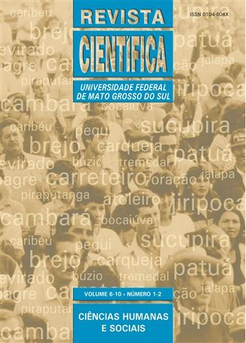 Revista Científica – Ciências Humanas e Sociais (Volume 6-10 | Número 1-2)