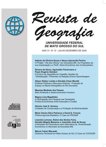 Revista de Geografia (Número 12)
