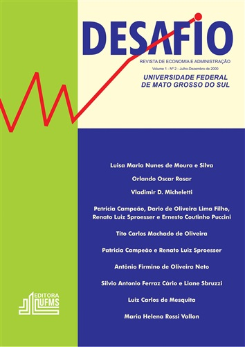 Revista Desafio de Economia e Administração (Volume 1, Número 2)