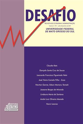 Revista Desafio de Economia e Administração (Volume 2, Número 4)