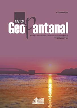 Revista GeoPantanal (Volume 11 | Número Especial)