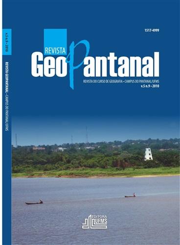 Revista Geopantanal: Revista do Curso de Geografia (Volume 5 | Número 9)