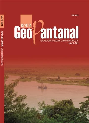 Revista Geopantanal: Revista do Curso de Geografia (Volume 6 | Número 10)