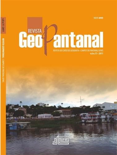 Revista Geopantanal: Revista do Curso de Geografia (Volume 6 | Número 11)