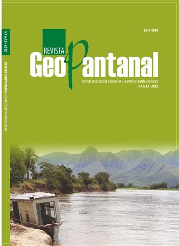Revista Geopantanal: Revista do Curso de Geografia (Volume 7 | Número 12)