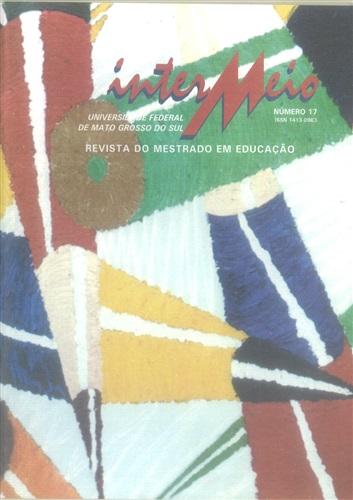 Revista Intermeio: Revista do Mestrado em Educação (Volume 9 | Número 17)