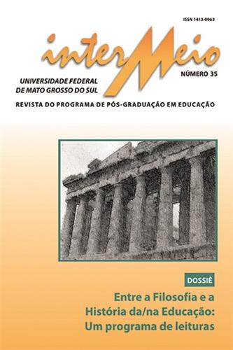 Revista Intermeio: Revista do Programa de Pós-Graduação em Educação (Volume 18 | Número 35)