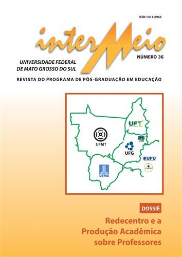 Revista Intermeio: Revista do Programa de Pós-Graduação em Educação (Volume 18 | Número 36)